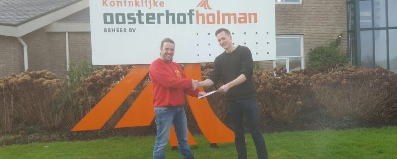 DTS Waterfront Brigade training experience: Premier for Oosterhof Holman